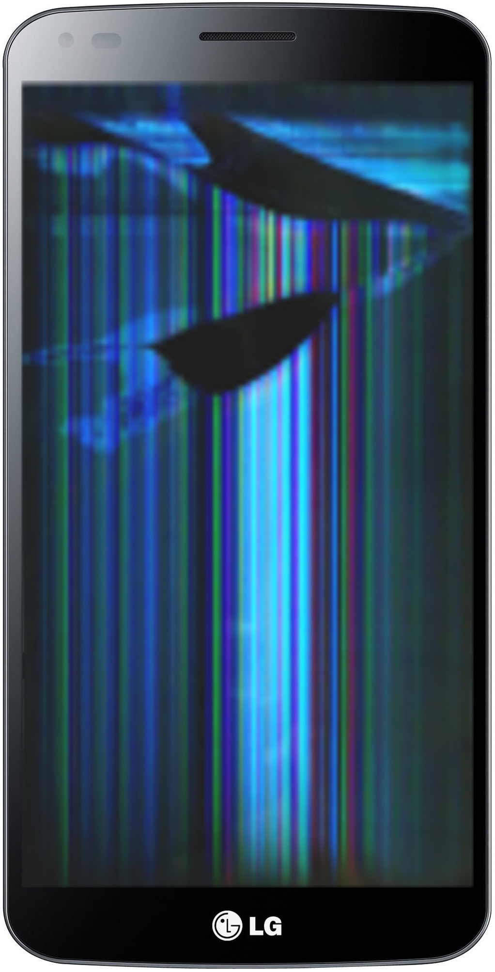 LG G Flex LCD